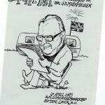 1983 Afscheid collega engels Mhr. Vermeulen