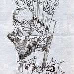 1993 Arnold Arts 25 jaar KSE