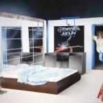 Airbrush 'Mijn kamer'