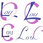 De collectie van Anouk: het logo ontwerp