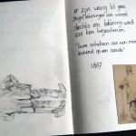 12.Getekend in Vincents tekenlokaal