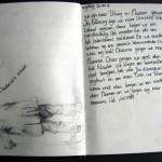 13. Getekend in Vincents tekenlokaal