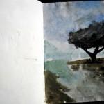 17. Landschapsstudie 1