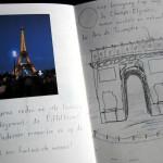 27. Rondrit 's avonds in Parijs