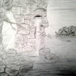 3e klas: tekening surrealisme2