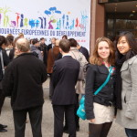 9.Bij het EU-gebouw