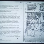 Brugklas: Illustratie