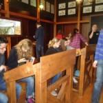 In Vincents tekenlokaal in Tilburg
