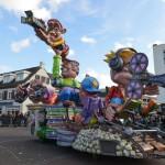 carnavalswagen De Duimkes