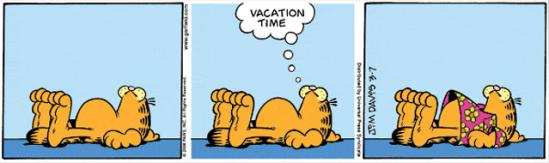 Prettige vakantie