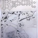 Patrick: omslag reisfolder 'Last Resort'