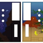 Monumentale kunst; Sea side detail 1