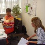 Interview met afdelingsleidster Janny Scott