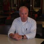 Collega Theo Hoebink geeft zijn visie