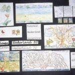 Helen Pieterman: schetsen en experimenten