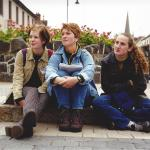 Chantal, Carmen en Helen in Ierland
