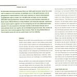 Artikel in Reflexief