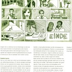 Storyboard voor de KSE promo in Reflexief