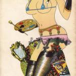 tante Leny omslag achterkant, 1975
