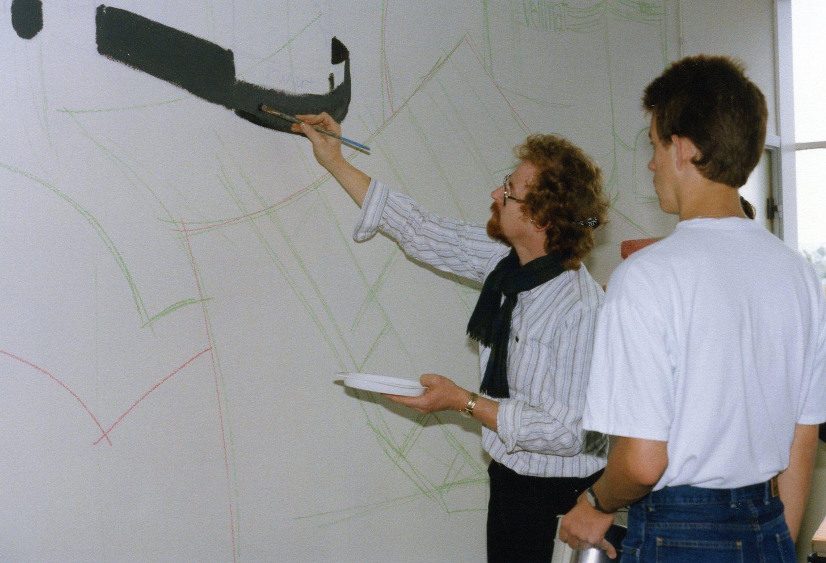 Meer dan 40 jaar tekenonderwijs… » Tekenen voor bedrijven voor het ...