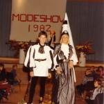 4. Show van middeleeuwse kledij