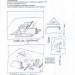 Eindtoets Brugklas 2 2001, composities ingetekend