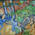 Van Gogh's laatste werk: 'Boomwortels' (1890)