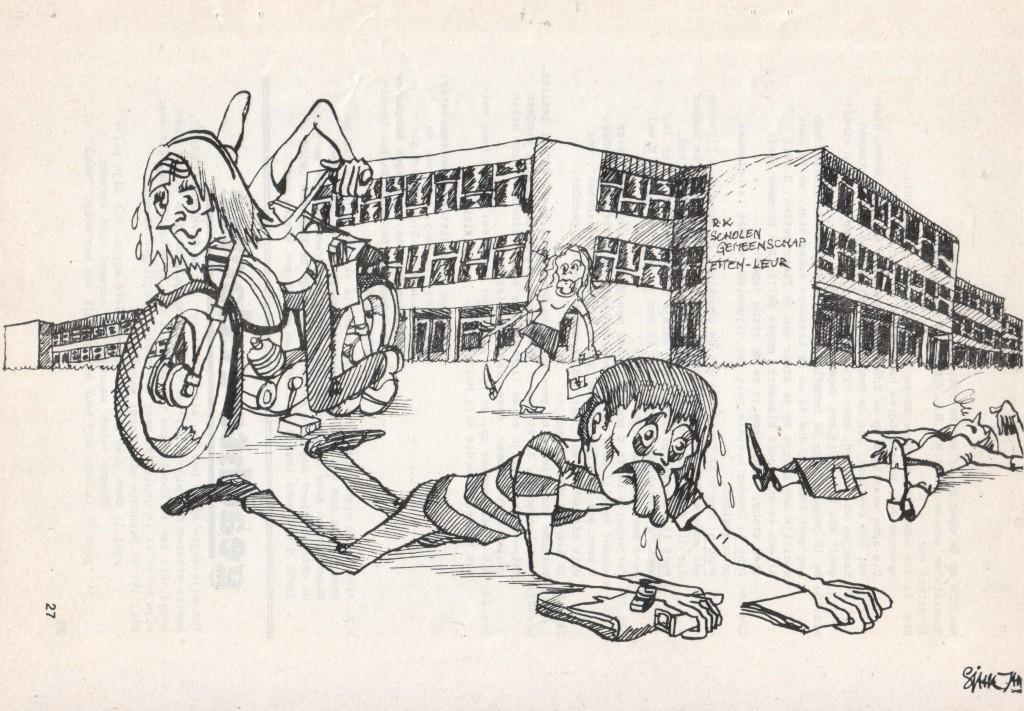Slurfje vakantie juni1976