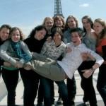 In Parijs in 2008 bij de laatste KSE-excursie