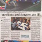 1 A. Artikel uit BN DeStem