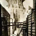 Still uit Metropolis (Fritz Lang)