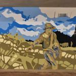 Van Gogh's zaaier (naar Millet)