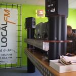 De banner van LocalFM