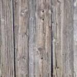 Schutting, houttextuur