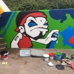 Zelfportretje van Mario?