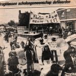 Foto in (toen nog) Brabants Nieuwsblad