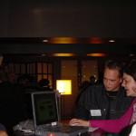TQ finale Utrecht 200,GertJan en Timon laten hun site zien.
