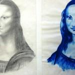 Hamide Dogan: Studies 'Rolstoel Mona Lisa'