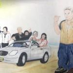 Ton Huijbregts: 'Zelfportret'