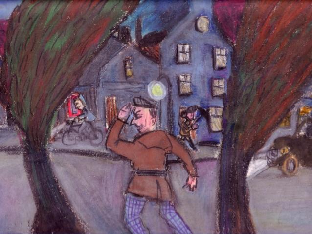 Sjaak Jansen: 'Herfst' (1962)