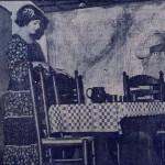 Hoofdrolspelers Flavia Manders en Willem Koch