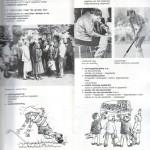 4.Twee pagina's uit het boekje