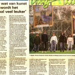 Interview in De Stem