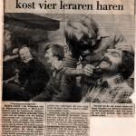 Artikel uit Dagblad De Stem
