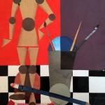 Kubistisch stilleven