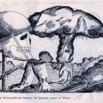 1983 Tekening van Irvin Talboom