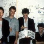 1983 Het Klein Orkest met Irvins tekening