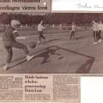 1983 Verslag KSE15 jaar, Brabants Nieuwsblad
