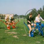 1988 Onderdeel raddraaiers