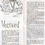 1989 Uit het reünieboekje: Herinneringen